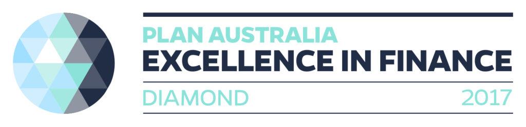 PLAN Australia Excellence in Finance - Diamond